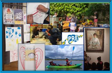 Image presentation PRE