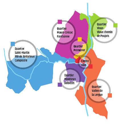 plan 7 quartiers