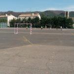 terrain handball air du grézac